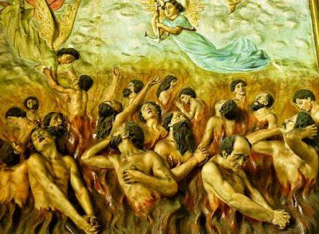 6 potenti preghiere alle Anime del Purgatorio. Da recitare anche per i nostri cari