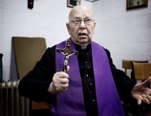 Testimonianza di Padre Amorth: il mio primo esorcismo