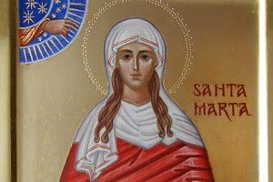 Preghiera a Santa Marta da recitare oggi per chiedere il suo aiuto
