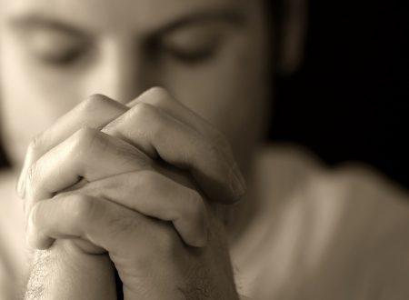 Una breve preghiera da fare per tre giorni per un caso disperato