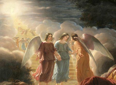 Questa preghiera è molto potente agli Angeli per la protezione delle forze oscure