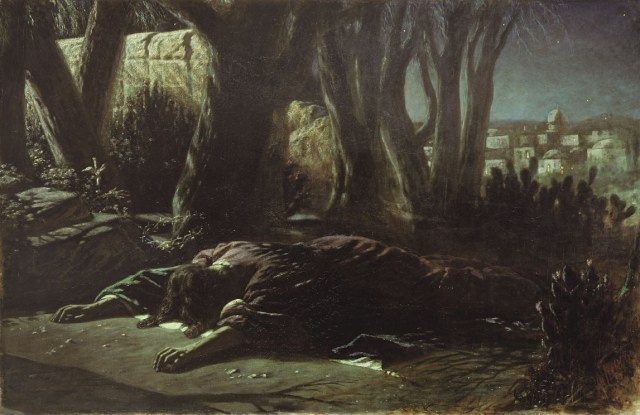 gestsemani-Gesù-nellorto-degli-ulivi