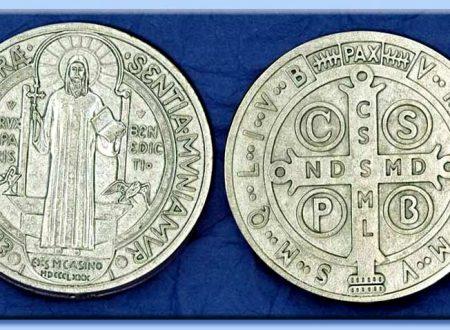 La Medaglia di San Benedetto potente per ricevere grazie e protezione