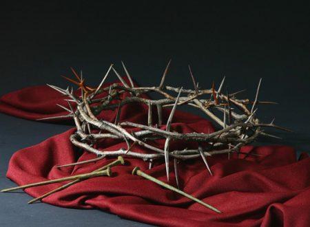 """Gesù disse: """"le anime che recitano questa coroncina saranno la mia corona di gloria"""""""