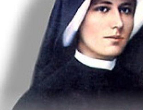 Testimonianza di Santa Faustina sul Purgatorio