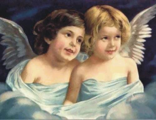 Побожност анђела чувара нечијег дома