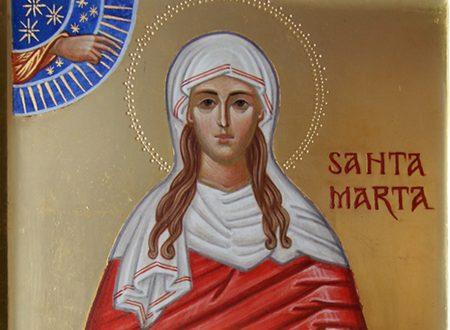 Preghiera a Santa Marta per ricevere ogni tipo di grazia