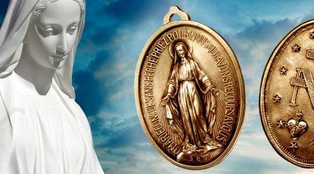 Supplica alla Madonna della Medaglia Miracolosa da recitare oggi per chiedere aiuto e grazie