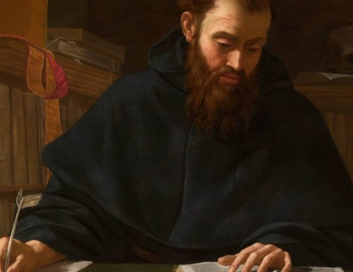 Devozione pratica del giorno: prendere come esempio Sant' Agostino