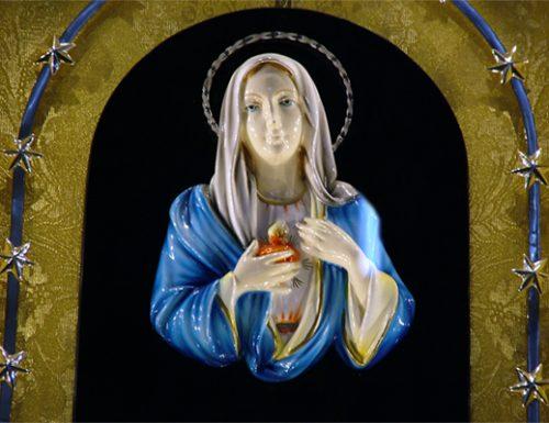 Gesù promette che con questa coroncina concederà ogni grazia