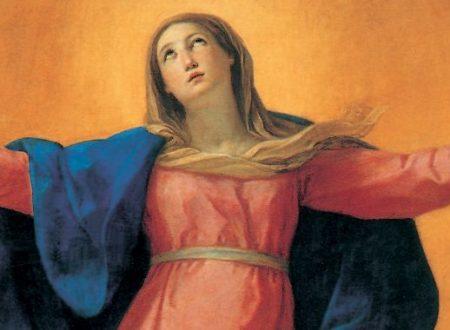 """Oggi inizia la Novena alla """"Madonna Assunta"""" per domandare una grazia"""