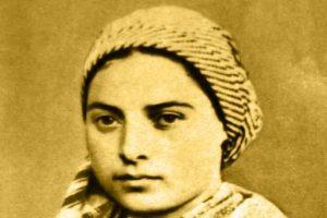 Chiediamo la potente intercessione di Santa Bernadette per chiedere una grazia