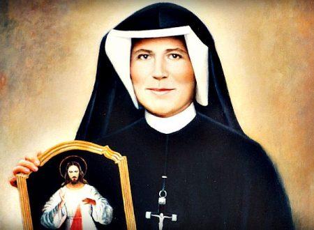 """Santa Faustina""""11 sono i peccati più gravi…io che ho visto l'inferno vi dico state lontani da loro"""""""