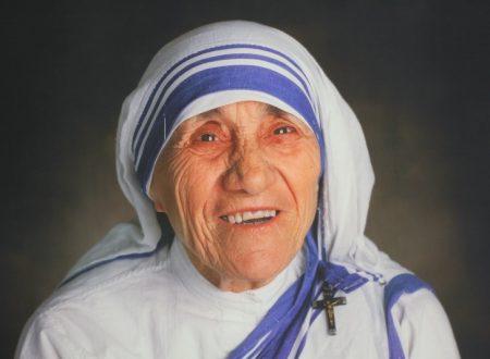 La preghiera che Madre Teresa recitava spesso alla Madonna per chiedergli una grazia