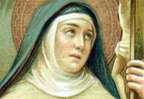 Quello che disse Santa Teresa dopo la visione dell'inferno