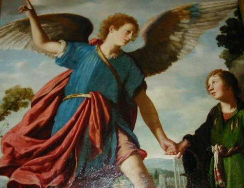 """""""Angelo di Dio, mio Custode, guida e aiuto"""" Coroncina potente"""