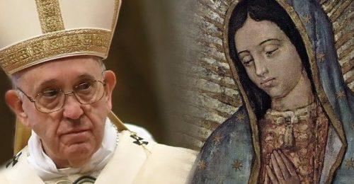 Nkwupụta nke Nwanyị Nwanyị Guadalupe: arịrịọ ka a kwuo taa