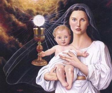 """La Madonna promette """"con questa devozione potete ottenere molti favori da mio Figlio"""""""