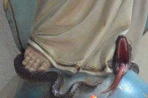 Invocazione quotidiana per ottenere la protezione di Maria SS.ma Vincitrice dell'inferno