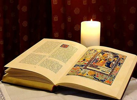 Vangelo,Santo, preghiera del 25 Maggio