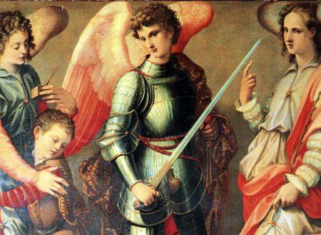 Preghiera agli Angeli per la protezione delle forze oscure da recitare in questo mese