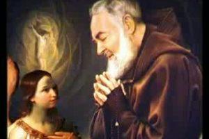 La preghiera che Padre Pio recitava all'Angelo Custode per chiedere una grazia