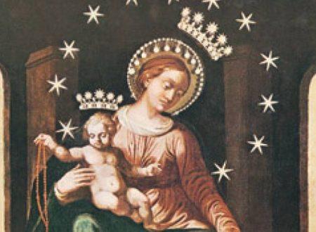 Puoi iniziare la Novena alla Madonna di Pompei da recitare nei casi più disperati