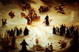 Offerta al Sangue di Gesù per liberare le Anime dal Purgatorio