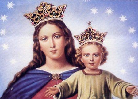 Supplica a Maria per avere pace in famiglia