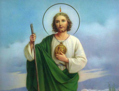 Preghiera a San Giuda Taddeo. Il Patrono delle cause perse
