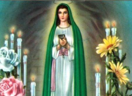 Supplica alla Vergine della Rivelazione da recitare in questo mese di Maggio
