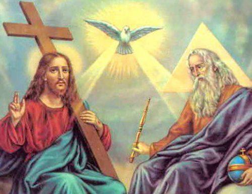 Mondo Religione: La dottrina della trinità nel cristianesimo