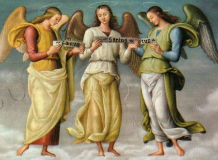 Potente coroncina ai tre Arcangeli per ottenere una grazia importante