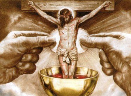 Offerta al Sangue di Gesù per ottenere la guarigione