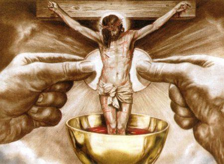 Luglio, mese dedicato al Preziosissimo Sangue. Preghiera per chiedere una grazia