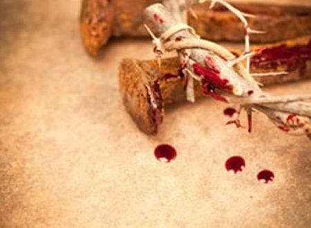 Preghiera di offerta al Sangue di Gesù per ottenere la guarigione