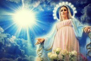 Una bella devozione rivelata dalla Madonna per ottenere grazie, pace e gioia eterna
