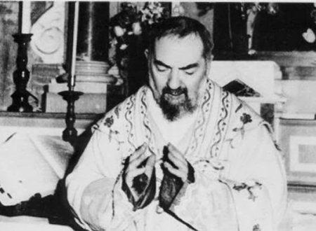 Padre Pio recitava sempre questa preghiera dopo la Comunione