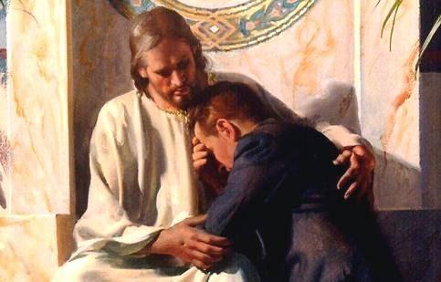 Dio dimentica davvero i nostri peccati?