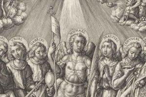 Invocazione ai sette Arcangeli potente per ottenere grazie