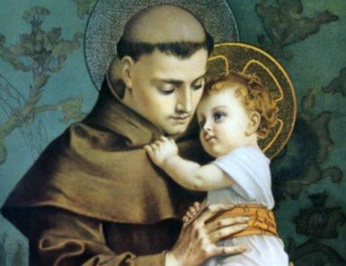 Invocazione a sant'Antonio da Padova