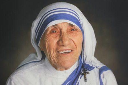 La preghiera che Madre Teresa di Calcutta recitava 9 volte a giorno