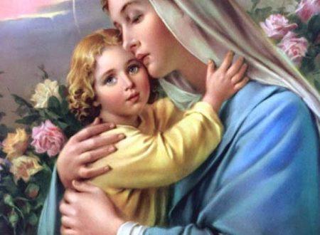 Questa è una novena molto potente alla Madonna per implorare grazie