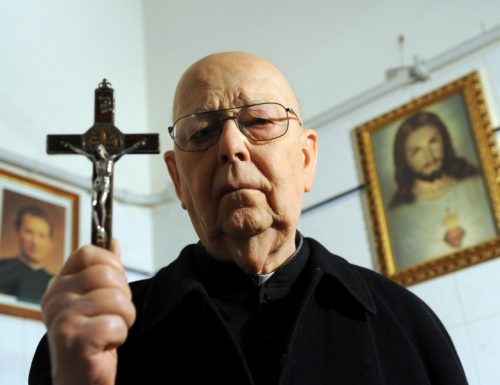 Preghiera di liberazione di Padre Amorth