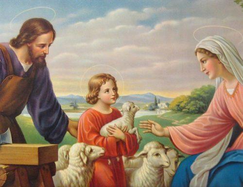 Litanie alla Santa Famiglia