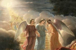 Una preghiera molto potente ai Santi Angeli per la protezione dalle forze oscure