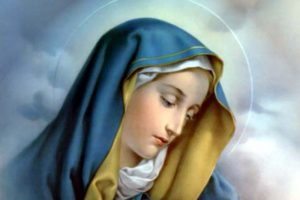 La Madonna ci dice di recitare questa preghiera affinchè siano accolte le nostre richieste