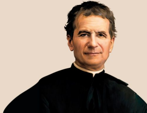 Preghiera a San Giovanni Bosco