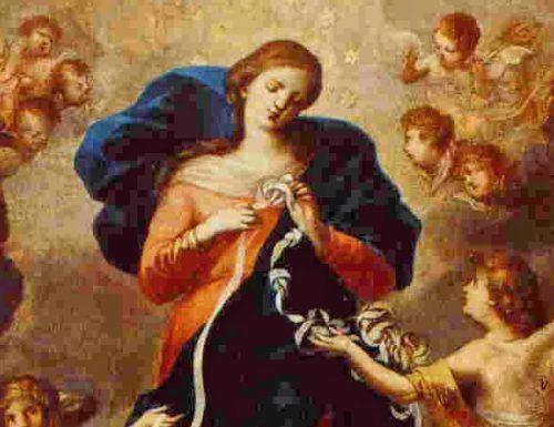 Новена Марији која одвезава чворове