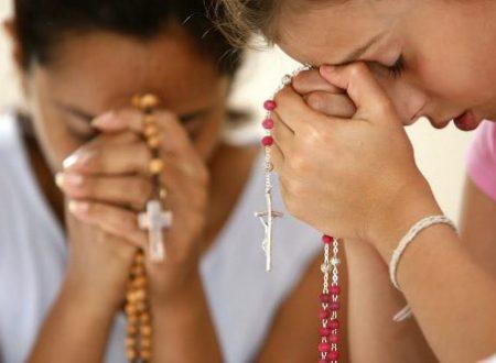 """Puoi pregare la """"Novena di Grazia"""" per chiedere una grazia importante"""